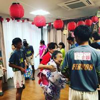 ボランティア活動による心の教育